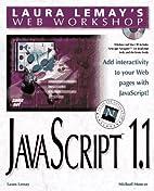 Laura Lemay's Web Workshop Javascript (Laura…