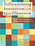 Heacox, Diane: Differentiating Instruction in the Regular Classroom: How to Reach and Teach All Learners, Grades 3-12