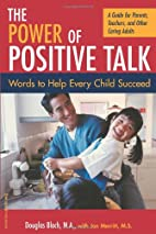 The Power of Positive Talk: Words to Help…
