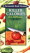 Killer Calories (A Savannah Reid Mystery) by…