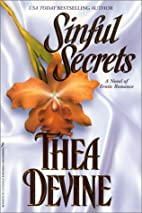 Sinful Secrets by Thea Devine