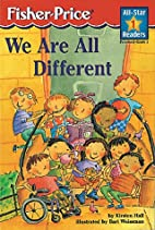 We Are All Different (All-Star Readers) by…
