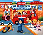 Fisher Price Busy Town Lift the Flap (Little…