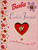 Atlas, Joe: Barbie Locket Journal: A Daily Journal With a Silver Locket