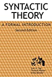 Wasow, Thomas: Syntactic Theory: A Forma Introduction