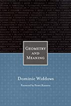 Geometry and Meaning by Dominic Widdows