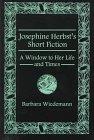 Josephine Herbst's Short Fiction: A Window…