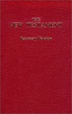 The New Testament: Recovery Version,…