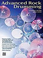 Advanced Rock Drumming by Roy Burns