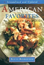 American Favorites: Streamlined and Updated…