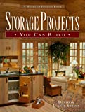 Stiles, Jeanie: Storage Projects You Can Build