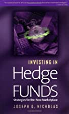 Investing in Hedge Funds by Joseph G.…