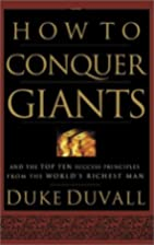 How to Conquer Giants by Duke Duvall