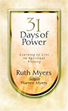 Thirty-One Days of Power: Learning to Live…