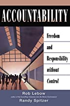 Accountability: Freedom and Responsibility…