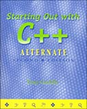Gaddis, Tony: Starting Out With C++: Alternate
