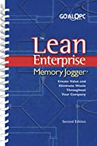 The Lean Enterprise Memory Jogger: Create…
