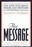 Eugene H. Peterson: The Message Compact NT with Psa/Prov Burg Leather