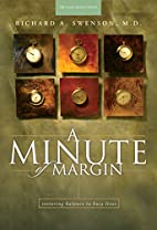 A Minute of Margin: Restoring Balance to…