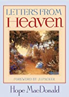 Letters from Heaven by Hope MacDonald