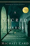 Card, Michael: A Sacred Sorrow: Reaching Out to God in The Lost Language of Lament