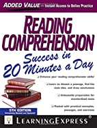 Reading Comprehension Success in 20 Minutes…