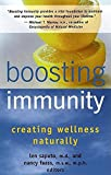 Saputo, Len: Boosting Immunity: Creating Wellness Naturally
