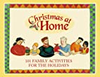 101 Family Activities for the Holidays…