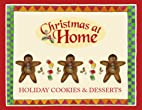 Holiday Cookies and Desserts (Christmas at…