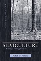 Silviculture: Concepts and Applications by…