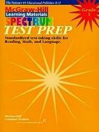 Spectrum Test Prep: Grade 1 : Test…