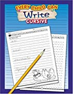 Every Child Can Write Cursive by School…
