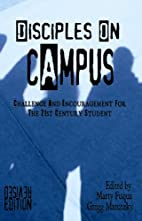Disciples on Campus by Marty Fuqua