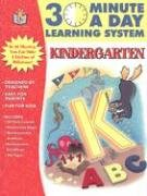 30 Minutes a Day: Kindergarten (30 Minute a…