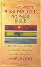 The Complete Personalized Promise Bible:…