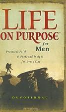 Life on Purpose Devotional for Men:…