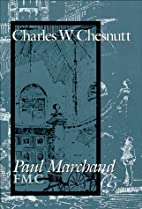 Paul Marchand, F.M.C. by Charles Waddell…
