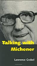 Talking with Michener by Lawrence Grobel