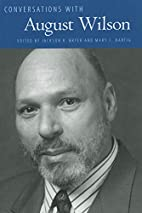 Conversations with August Wilson (Literary…