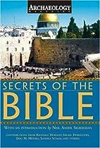 Secrets of the Bible by Neil Asher Silberman