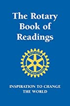 Rotary Book of Readings: Inspiration to…