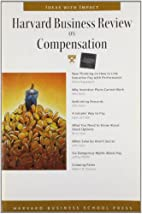 Harvard Business Review on Compensation by…