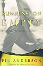 Running on Empty: Contemplative Spirituality…