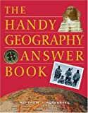 Rosenberg, Matthew Todd: The Handy Geography Answer Book