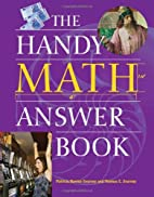 The Handy Math Answer Book by Patricia…