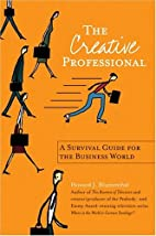 The Creative Professional: A Survival Guide…