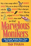 Tuleja, Tad: Marvelous Monikers: The People Behind More Than 400 Words and Expressions