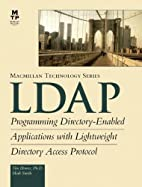 LDAP: Programming Directory-Enabled Apps…