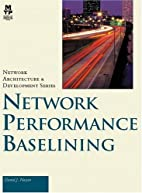 Network Performance Baselining (MacMillan…