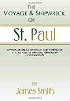 The Voyage and Shipwreck of St. Paul: With…